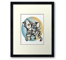 Test Subjects For Life Framed Print
