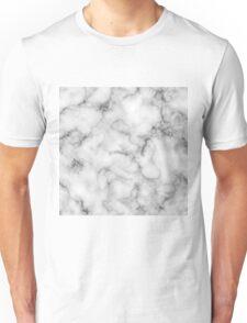 White Marble #redbubble #lifestyle T-Shirt