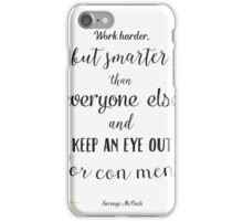 Great qoute iPhone Case/Skin