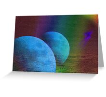 rise above... Greeting Card