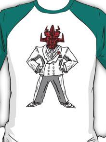 SPACE WRESTLING'S DON SATAN T-Shirt
