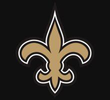 New Orleans Football by Menestor