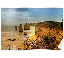 Only a few left of the 12 Apostles Poster