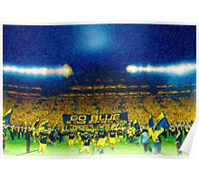 Glory at The Big House Poster