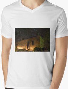 Richmond Gaol Mens V-Neck T-Shirt