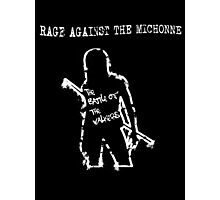 Rage Against The Michonne Photographic Print
