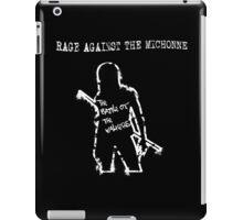 Rage Against The Michonne iPad Case/Skin
