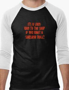 AC DC Mondegreen Men's Baseball ¾ T-Shirt