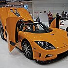 Koenigsegg CCX by Nathan T