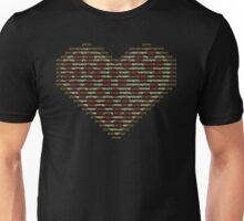 I Love Pizza Unisex T-Shirt