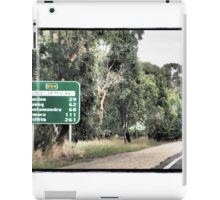 Are We There Yet? iPad Case/Skin