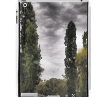 Outside Binalong iPad Case/Skin