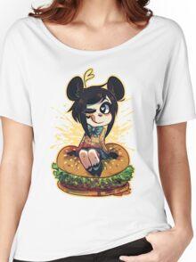 BURGZ Women's Relaxed Fit T-Shirt