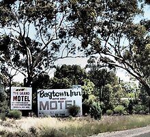 Which Motel? by Cyn Piromalli