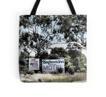 Which Motel? Tote Bag