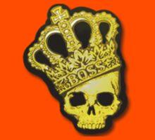 Counter Strike Crown (Foil) Sticker Kids Clothes
