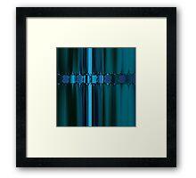 assemble_deep_Voyage_Hunter Framed Print