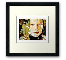 faydid memmoreez Framed Print