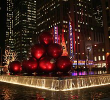 REDREAMING CHRISTMAS IN NEW YORK by REDREAMER