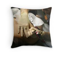 Parlor Guy Throw Pillow