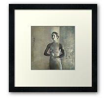 Body Mind  Framed Print