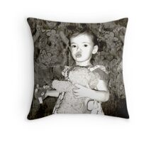 Sweet Child Throw Pillow