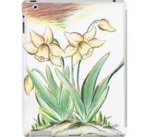 Glorious Daffodils iPad Case/Skin