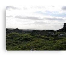 Burren .1 Canvas Print