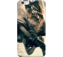 Riven against Yasuo -League of Legends iPhone Case/Skin