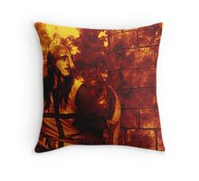 defence Throw Pillow