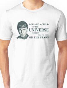 Enterprise Wisdom Unisex T-Shirt