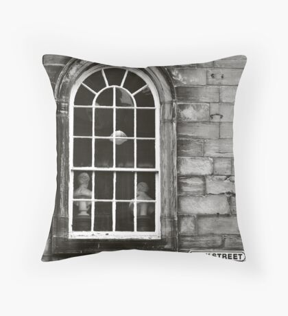 Lancaster Museum Throw Pillow