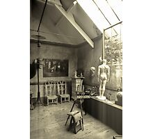 Workplace Rodin Photographic Print