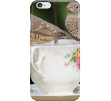 Time to chat!  iPhone Case/Skin
