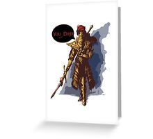 Ornstein YWD Greeting Card