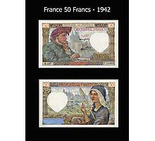 France 1942 Photographic Print