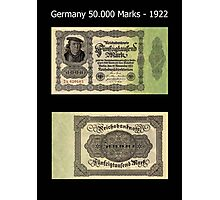 Germany 1922 Photographic Print