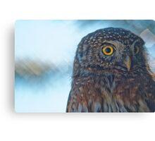 Excellent Owl is Excellent Canvas Print