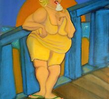 When your diet goes pear shaped by Karen Gingell