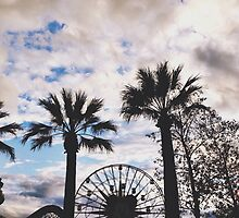 Disney's Caiforina Adventure Park  by whitneymicaela