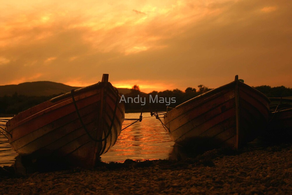 Row For The Sun by Andy Mays
