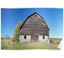 Barn in Bayfield Poster