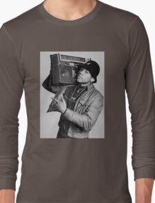 LL Cool J B/W Long Sleeve T-Shirt