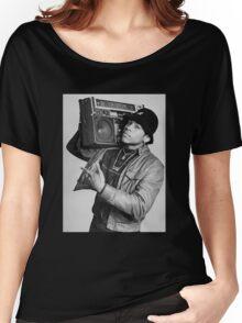 LL Cool J B/W Women's Relaxed Fit T-Shirt