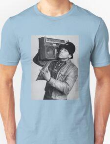 LL Cool J B/W Unisex T-Shirt