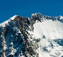 Piz Bernina by peterwey