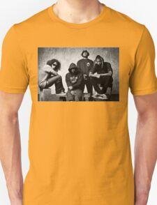 Black Hippy B/W T-Shirt