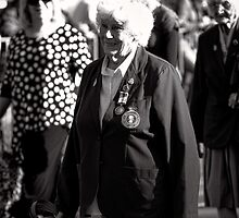Melbourne ANZAC day parade 2013 - 10 by Norman Repacholi