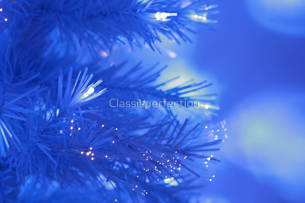 Christmas blues by Classicperfection