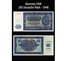 Germany DDR 1948 Photographic Print